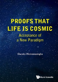 Cover Proofs that Life is Cosmic