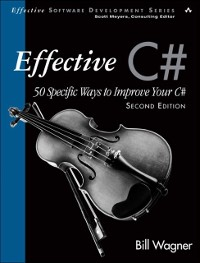 Cover Effective C# (Covers C# 4.0)