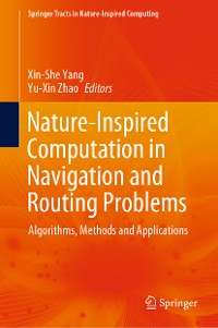 Cover Nature-Inspired Computation in Navigation and Routing Problems