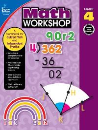 Cover Math Workshop, Grade 4