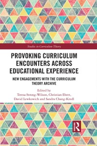 Cover Provoking Curriculum Encounters Across Educational Experience