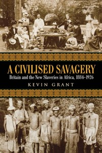 Cover Civilised Savagery