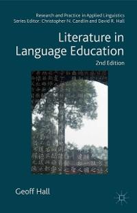 Cover Literature in Language Education