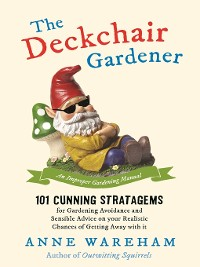 Cover The Deckchair Gardener