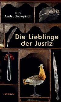 Cover Die Lieblinge der Justiz