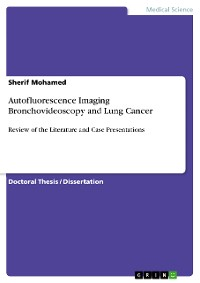 Cover Autofluorescence Imaging Bronchovideoscopy and Lung Cancer