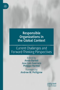 Cover Responsible Organizations in the Global Context