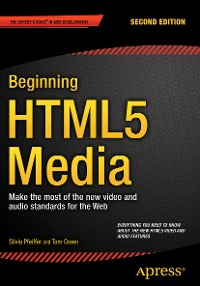 Cover Beginning HTML5 Media