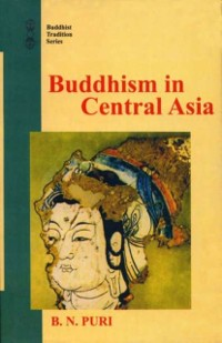 Cover Buddhism in Central Asia