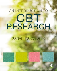 Cover An Introduction to CBT Research
