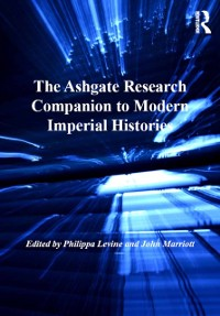 Cover Ashgate Research Companion to Modern Imperial Histories