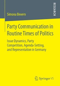 Cover Party Communication in Routine Times of Politics