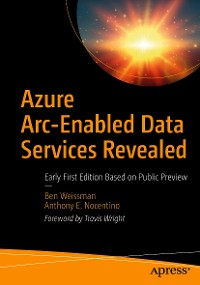 Cover Azure Arc-Enabled Data Services Revealed