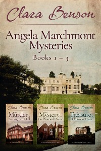 Cover Angela Marchmont Mysteries: Books 1-3