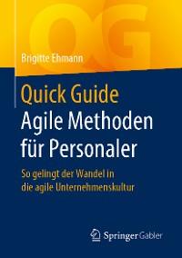 Cover Quick Guide Agile Methoden für Personaler