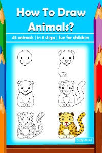 Cover How To Draw Animals?