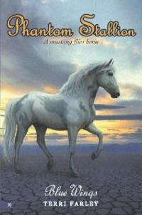 Cover Phantom Stallion #20: Blue Wings