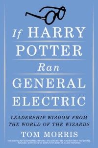 Cover If Harry Potter Ran General Electric