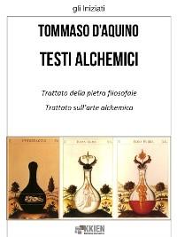 Cover Testi alchemici