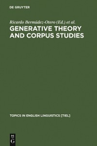 Cover Generative Theory and Corpus Studies