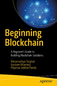 Cover Beginning Blockchain
