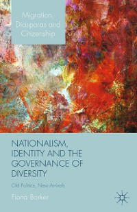 Cover Nationalism, Identity and the Governance of Diversity