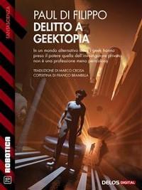 Cover Delitto a Geektopia
