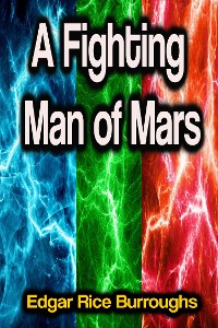 Cover A Fighting Man of Mars
