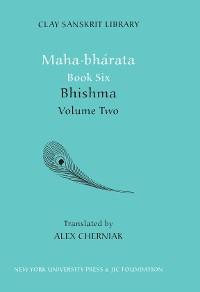 Cover Mahabharata Book Six (Volume 2)