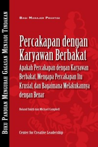 Cover Talent Conversation: What They Are, Why They're Crucial, and How to Do Them Right (Bahasa Indonesian)