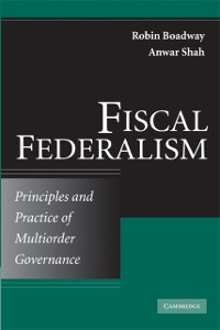 Cover Fiscal Federalism