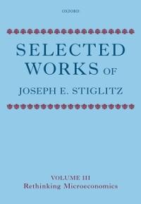 Cover Selected Works of Joseph E. Stiglitz