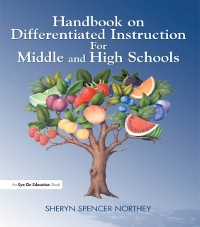 Cover Handbook on Differentiated Instruction for Middle & High Schools