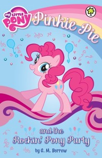 Cover Pinkie Pie and the Rockin' Pony Party