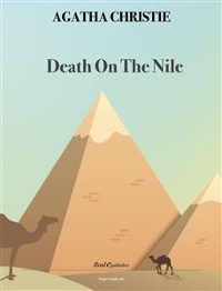 Cover Death On The Nile
