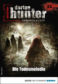 Cover Dorian Hunter 32 - Horror-Serie