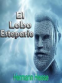 Cover El Lobo Estepario