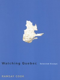 Cover Watching Quebec