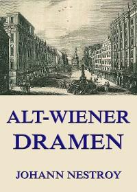 Cover Alt-Wiener Dramen