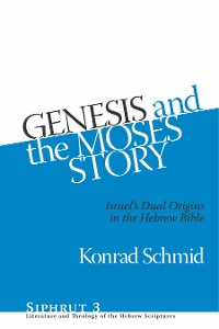 Cover Genesis and the Moses Story