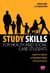 Cover Study Skills for Health and Social Care Students