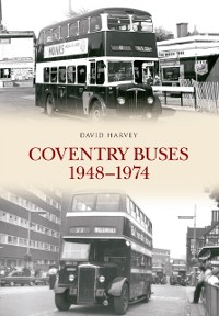 Cover Coventry Buses 1948-1974