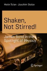 Cover Shaken, Not Stirred!