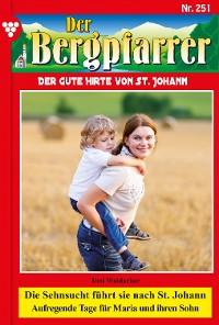 Cover Der Bergpfarrer 251 – Heimatroman