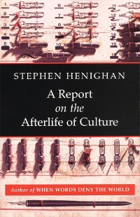 Cover A Report on the Afterlife of Culture