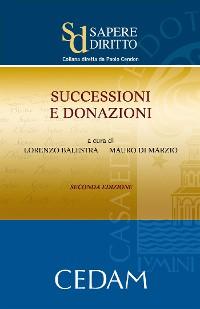 Cover Successioni e donazioni. Seconda edizione