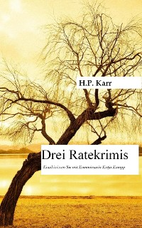 Cover Drei Ratekrimis