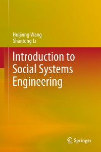 Cover Introduction to Social Systems Engineering