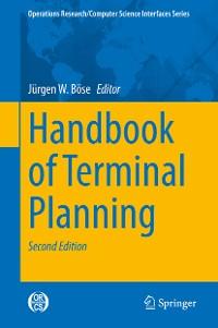 Cover Handbook of Terminal Planning