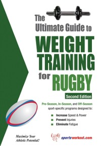 Cover Ultimate Guide to Weight Training for Rugby